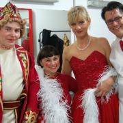 Ivan Netcheporenko & Partnerin, Alina, Lex