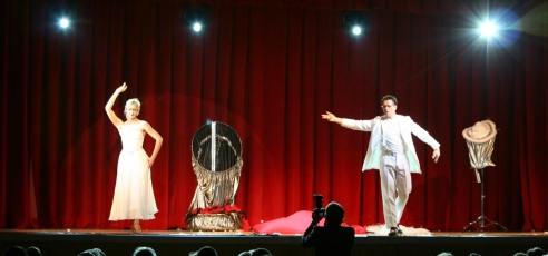 Finale der Lex und Alina Show